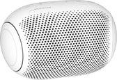 LG XBOOM GO PL2 Wit - Draagbare Bluetooth Speaker