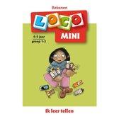 Boek cover Loco Mini reken 1 van Wim Swier