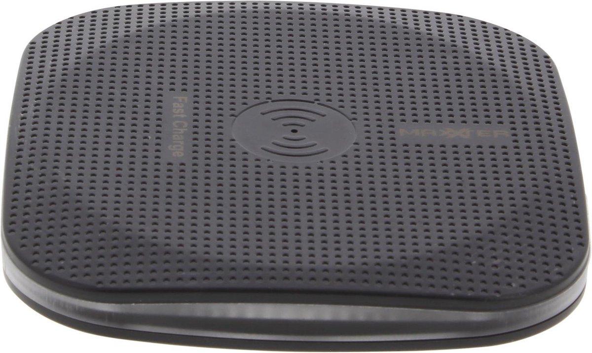 Qi Draadloze Dockstation Oplader | Qi Charger  Wireless | Charging pad| Geschikt voor Apple iPhone , 8, X, Plus | Geschikt voor alle telefoons / tablets met met Qi  | Samsung | Huawei