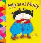 Mia and Molly