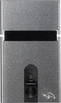 Rhino Wallet Silver - RFID - Pashouder/Creditcardhouder