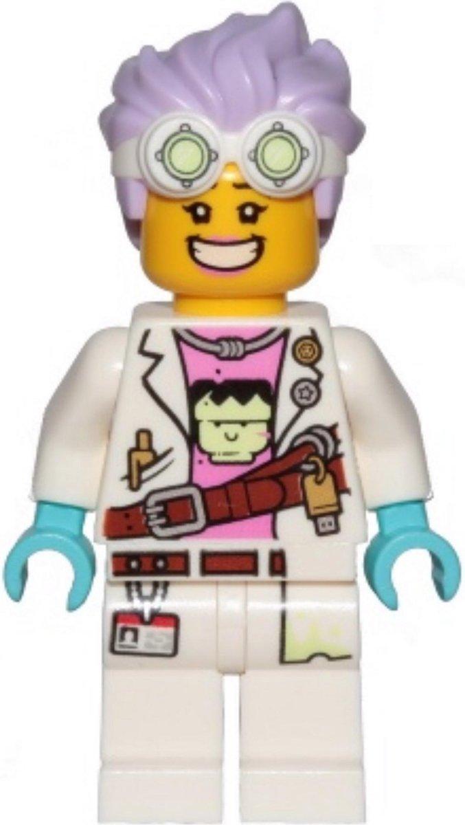 LEGO Hidden Side J.B. Watt minifiguur HS002