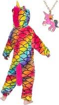Onesie kostuum jumpsuit kinderen + verkleedkleding
