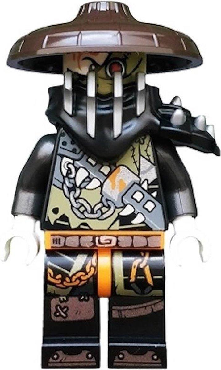 LEGO Ninjago Heavy Metal minifiguur NJO462