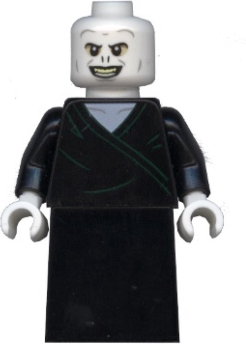 LEGO Harry Potter Voldemort minifguur HP197