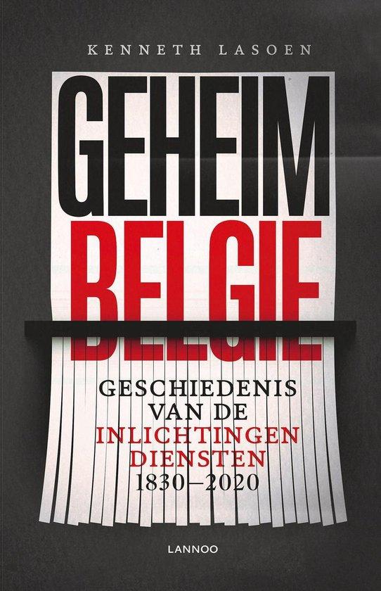 Geheim België - Kenneth Lasoen |