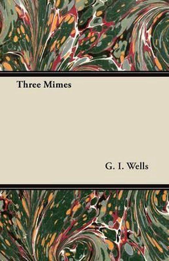 Three Mimes