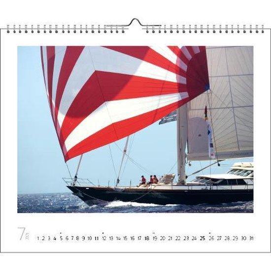 Sailing / Zeilen Kalender 2021