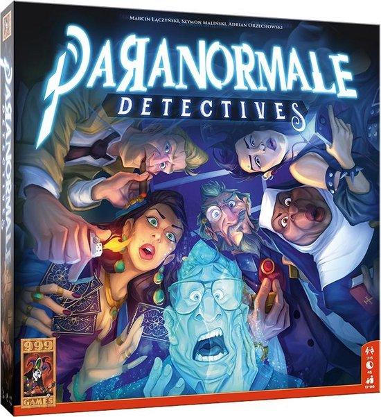 Afbeelding van het spel 999 games Paranormale Detectives