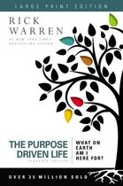 The Purpose Driven Life Large Print