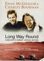 Long Way Round (3DVD)