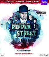 Ripper Street Season 1-5