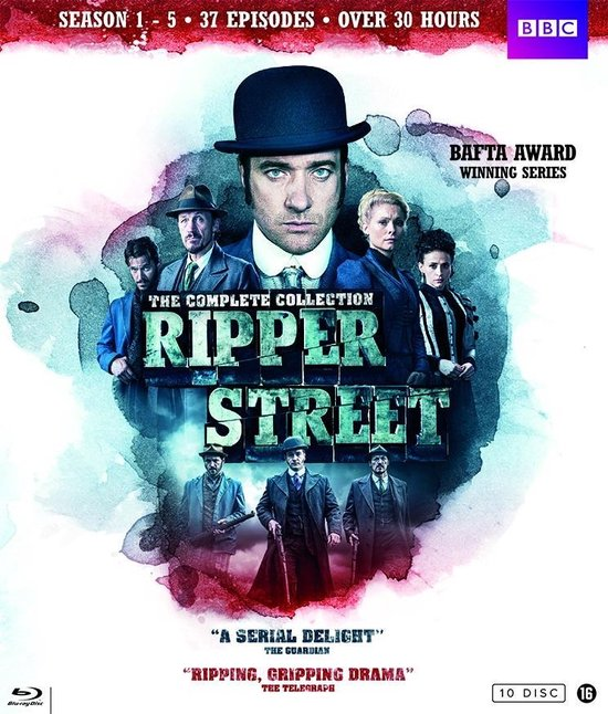 Ripper Street - Seizoen 1-5