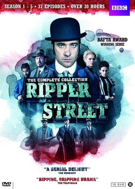 Ripper Street Box 1-5