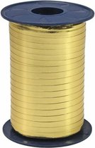 Goud Lint Metallic 250 meter x 5mm