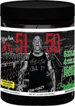 5% Nutrition Rich Piana 5150 Pre-Workout - 375 gram - Green Apple