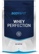 Body & Fit Whey Perfection - Whey Protein / Proteine Shake - 750 gram - Ice Coffee