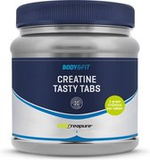 Body & Fit Creapure Tasty Tabs - Creatine - 180 tabletten