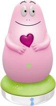 Pabobo Nachtlamp Lumilove Barbapapa Pink
