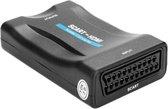Dolphix Scart naar HDMI converter / zwart