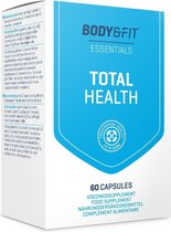 Body & Fit Total Health - Vitamines, mineralen en Omega-3 - 60 capsules