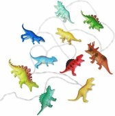 House of Disaster Dinosaurus Bright String Lights Dinosaur Bright String Lights