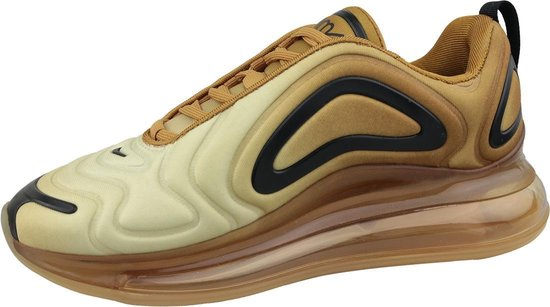 Nike Wmns Air Max 720 AR9293-700 Vrouwen Goud Sneakers maat: 38 EU FSapM928