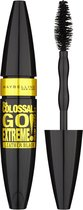 Maybelline Volum'Express Colossal Go Extreme! Leather Black Mascara - Zwart