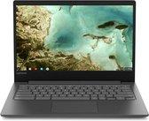 "Lenovo S330 Chromebook 35,6 cm (14"") 1920 x 1080 Pixels MediaTek 4 GB LPDDR3-SDRAM 64 GB eMMC Wi-Fi 5 (802.11ac) Chrome OS Zwart"
