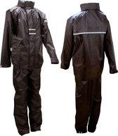 Ralka Regenpak - Kinderen - Unisex - Zwart