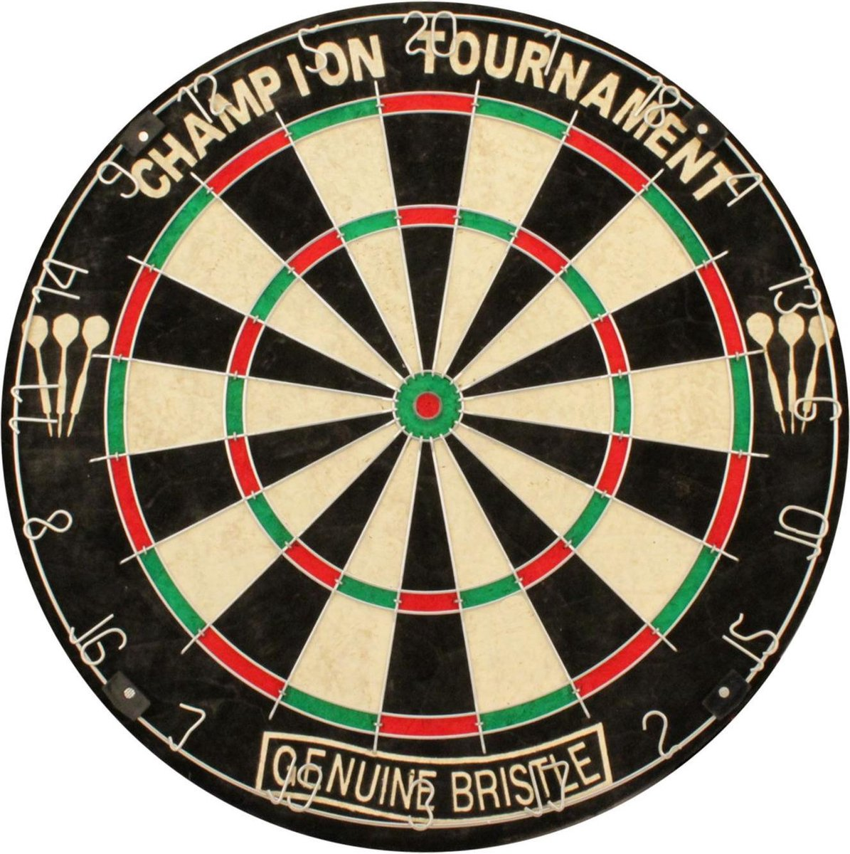 Abbey Darts Champion Tournament - Dartbord