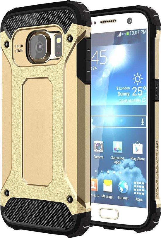 Mobigear Tough Armor Goud Samsung Galaxy S7