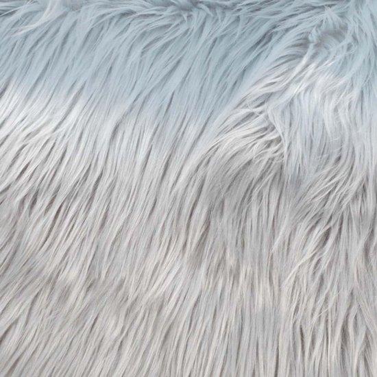 Dutch Decor Sierkussen Minna 45x45 cm mist