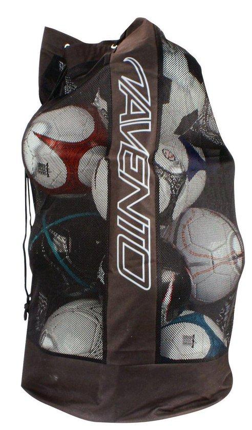 Avento Ballentas voor 12-15 Ballen - Zwart - Avento