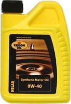1 L flacon Kroon-Oil Helar 0W-40 - 02226