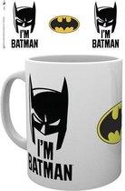I´M Batman Cowl - Mok