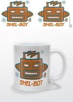 BIG BANG THEORY - Mug - 300 ml - Shel-Bot