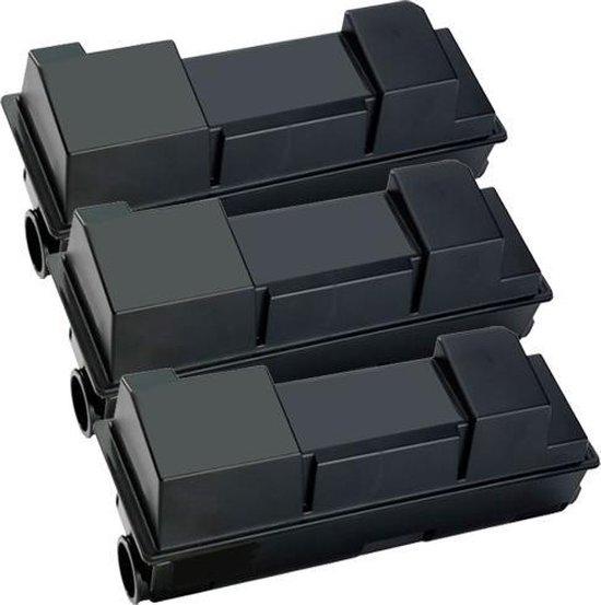 PlatinumSerie® 3 toner alternatief voor Kyocera Mita TK-350 XXL black 60.000 pagina's