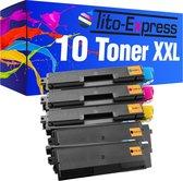 PlatinumSerie® 10 toner XXL alternatief voor Kyocera Mita TK-580