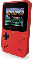 My Arcade - Pixel Classic Handheld Gaming System - Rood