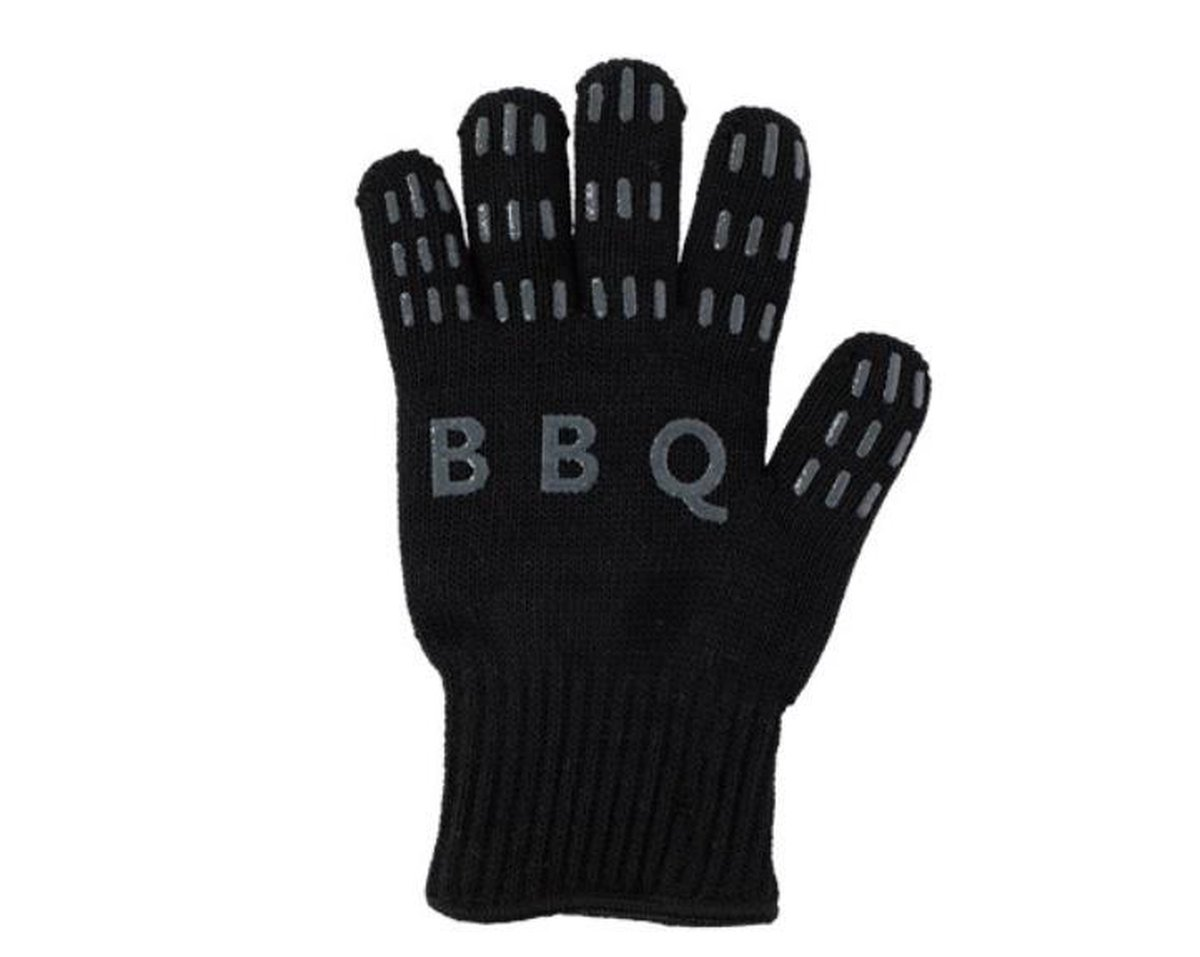 Hittebestendige Barbecue Handschoenen   1 Stuk - Tot 250   - Hoogwaardige Comfortabele BBQ Handschoe