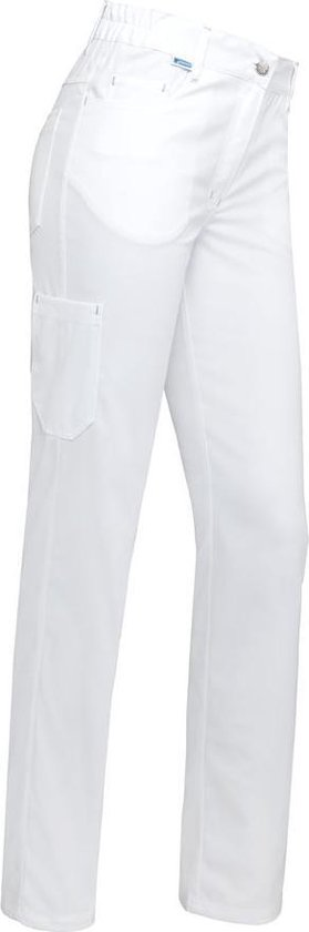 De Berkel pantalon Tooske 52 wit