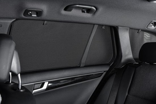 Set Car Shades Fiat Grande Punto 3 deurs 2005- / Punto Evo 3 deurs 2009-