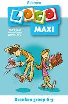 Loco Maxi Rekenen Breuken groep 6-7