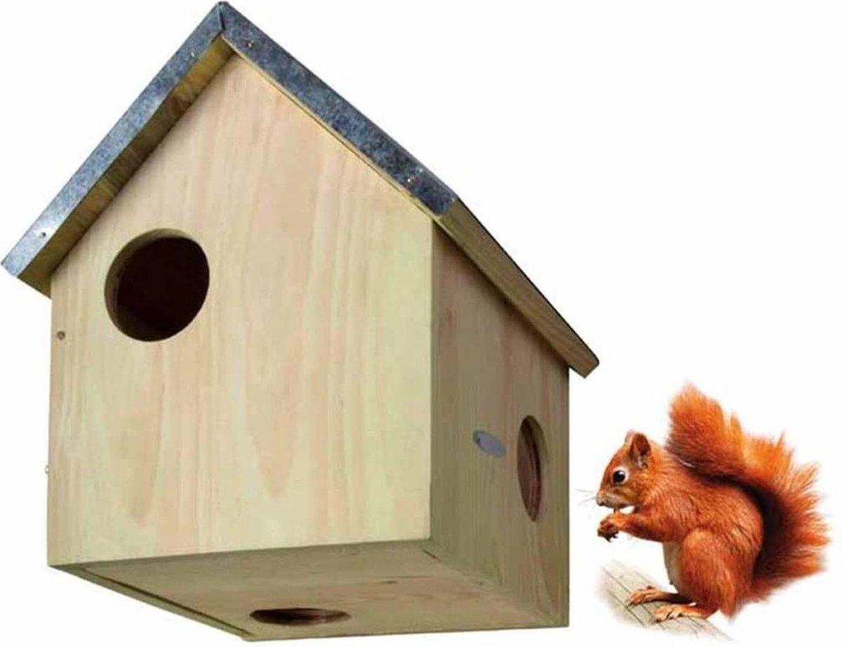 Esschert Design Eekhoornhuisje