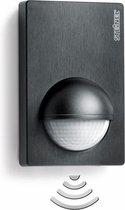 Steinel 180-2 LED PIR Bewegingsmelder/Sensor - Opbouw - Waterdicht IP54 - Zwart