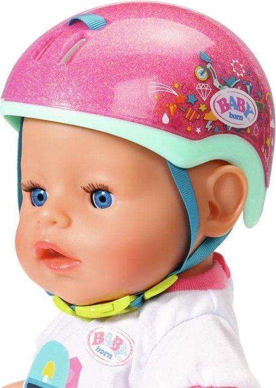 BABY born Play & Fun Fietshelm – Poppenkleding