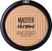 Maybelline Master Chrome Highlighter - 100 Molten Gold