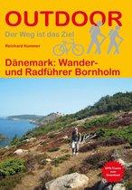 Dänemark: Wander- und Radführer Bornholm