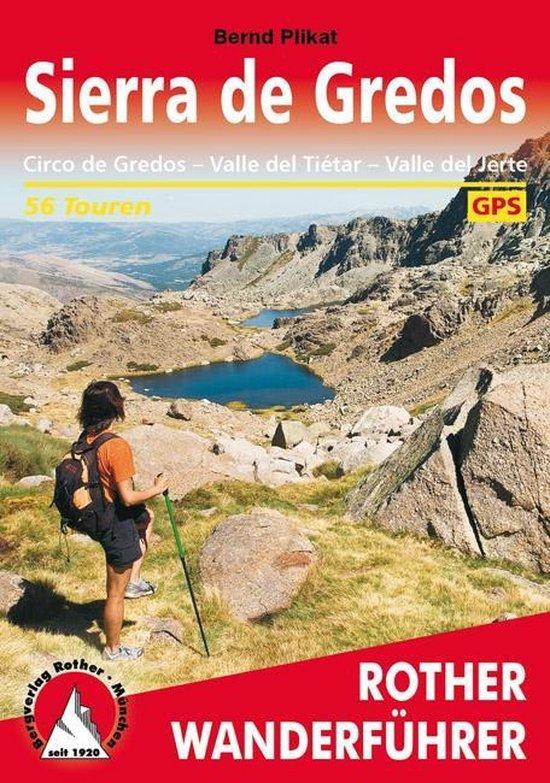 Cover van het boek 'Sierra de Gredos Rother WF'